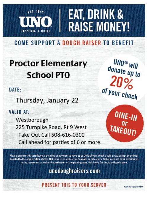 Proctor Elementary 1 22 2015