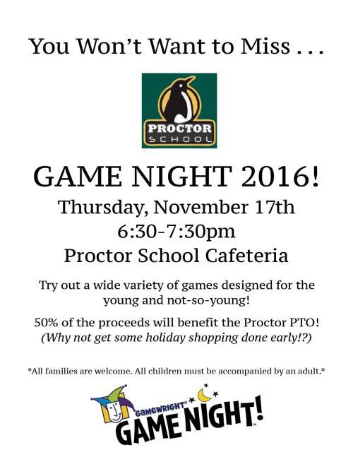 proctor-game-night-2016-flyer